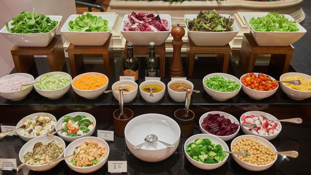 Dinner Buffet - Grnad Hyatt Erawan Bangkok