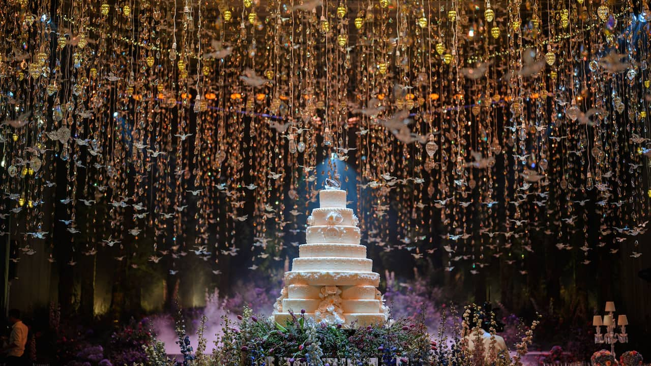Wedding Venues - Grand Hyatt Erawan Bangkok