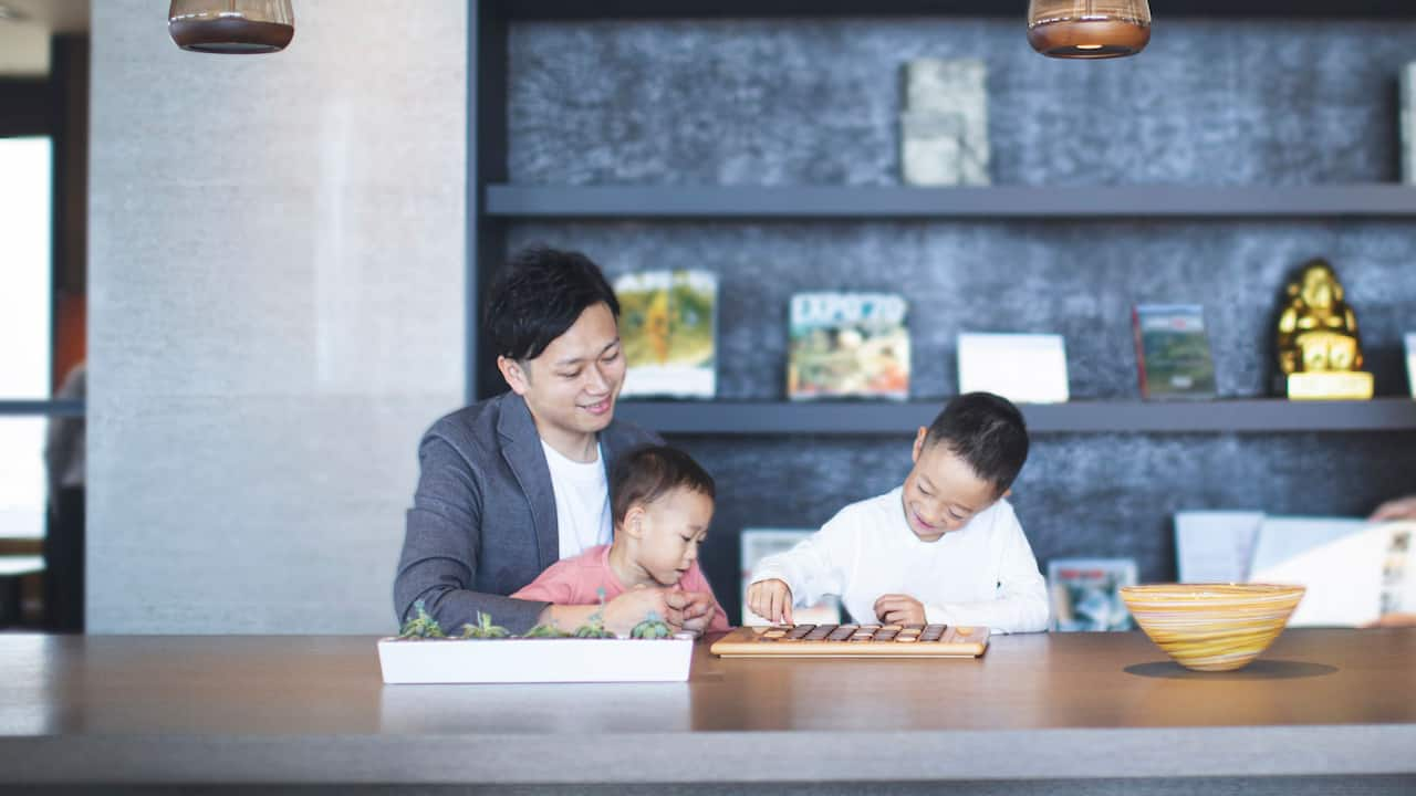 Hyatt Regency Osaka - Family at Regency Club