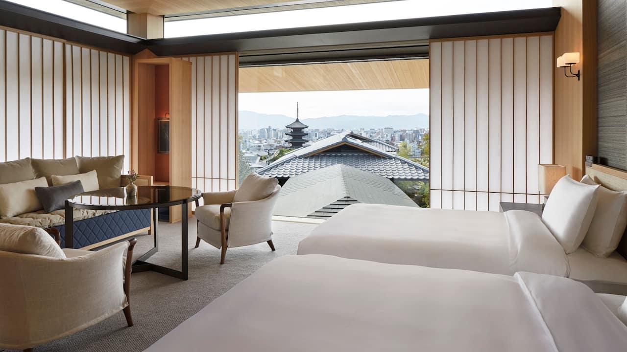 Park Hyatt Kyoto 2 Twin Beds Deluxe