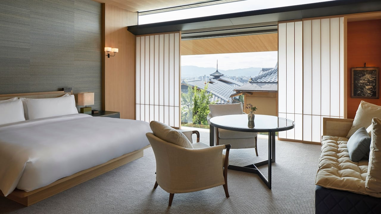 Park Hyatt Kyoto 1 King Bed Deluxe