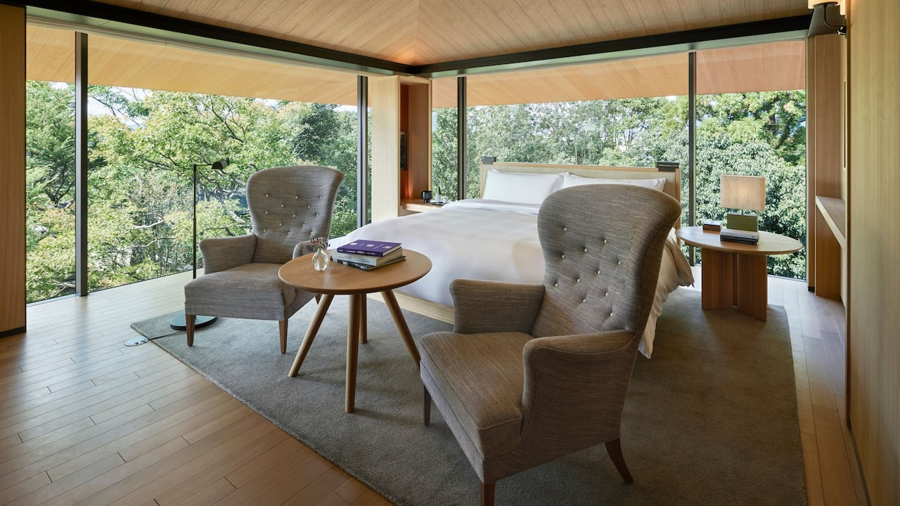 Park Hyatt Kyoto | Pagoda House Suite