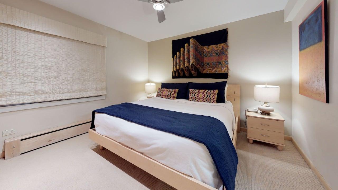 1 bedroom condo with 1 bath