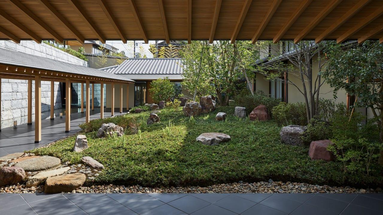 Park Hyatt Kyoto | Garden Eishintei