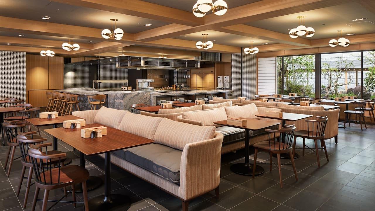 Park Hyatt Kyoto Dining Café