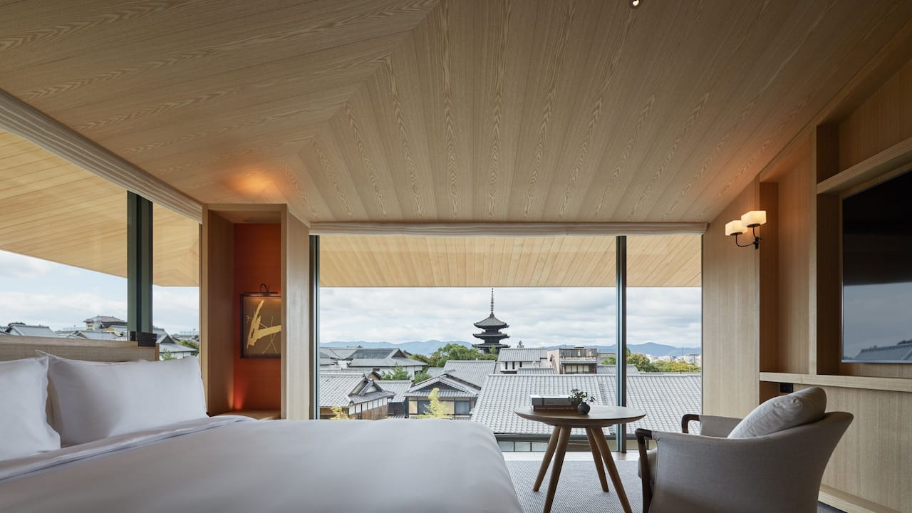 Park Hyatt Kyoto Higashiyama Suite with 1 King Bed