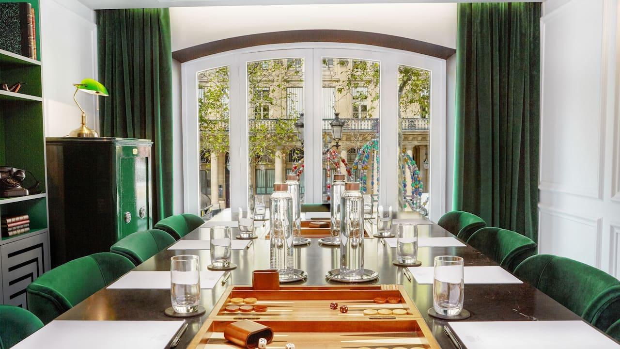 Salle de réunion à l'Hôtel du Louvre by Hyatt à Paris