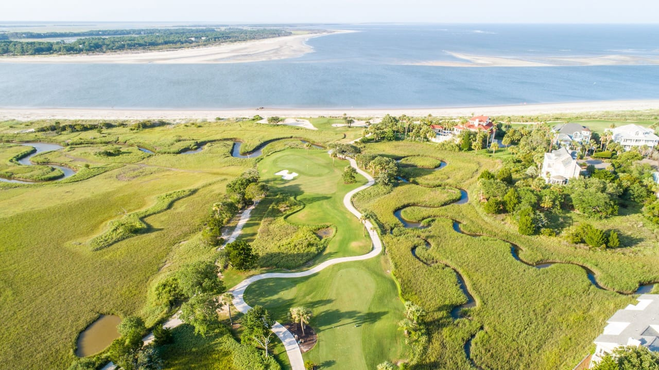 Wild Dunes Resort Links Course