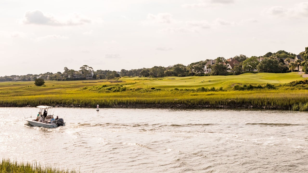 Vacation Rentals at Wild Dunes Resort Golf Marsh