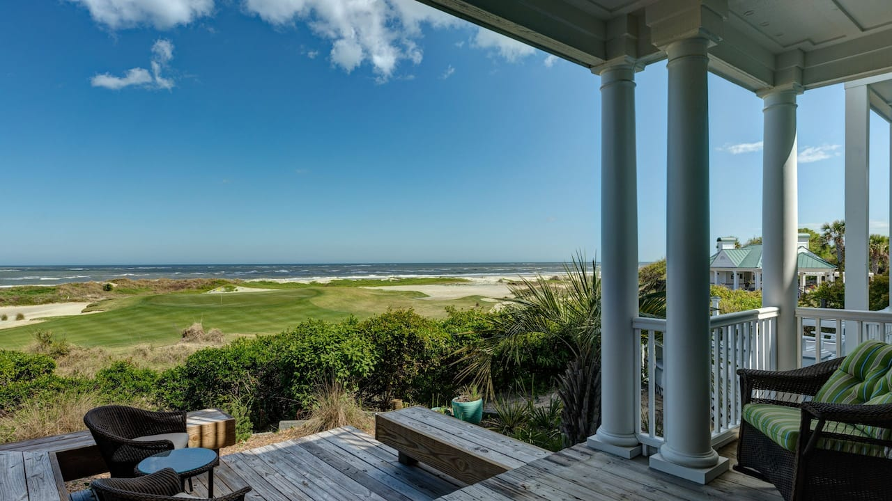 Vacation Rentals at Wild Dunes Resort, 3 Bedroom Home Resort View