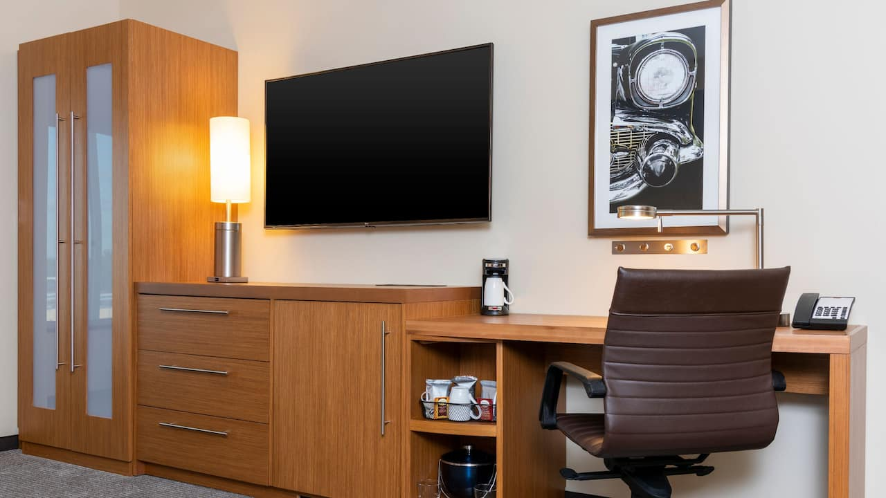 Accessible Guestroom Desk