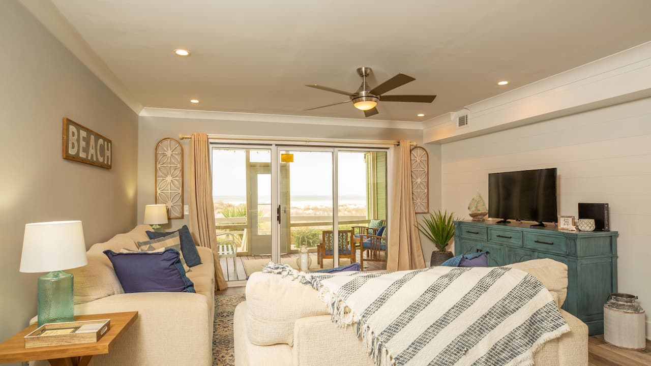Vacation Rentals at Wild Dunes, 1 Bedroom Condo with Ocean View