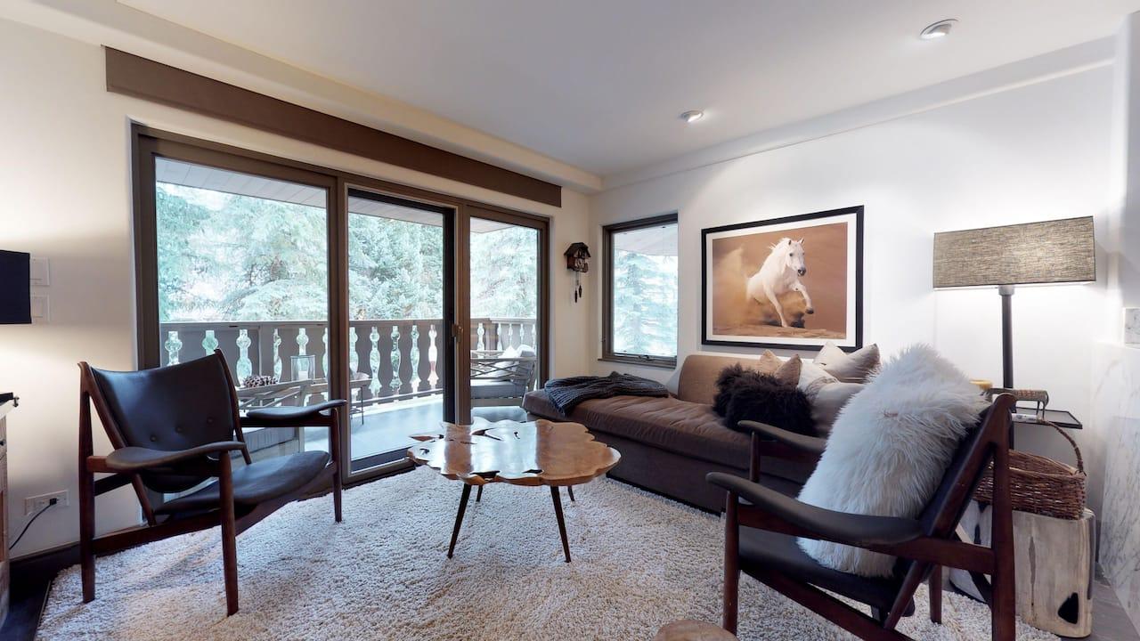 Bridge Street Lodge 2 Living Room