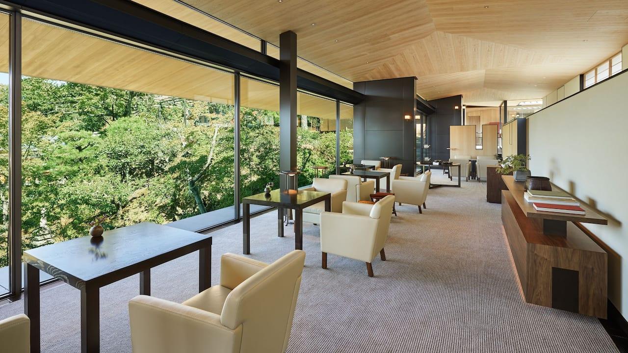 Park Hyatt Kyoto | Tea Lounge