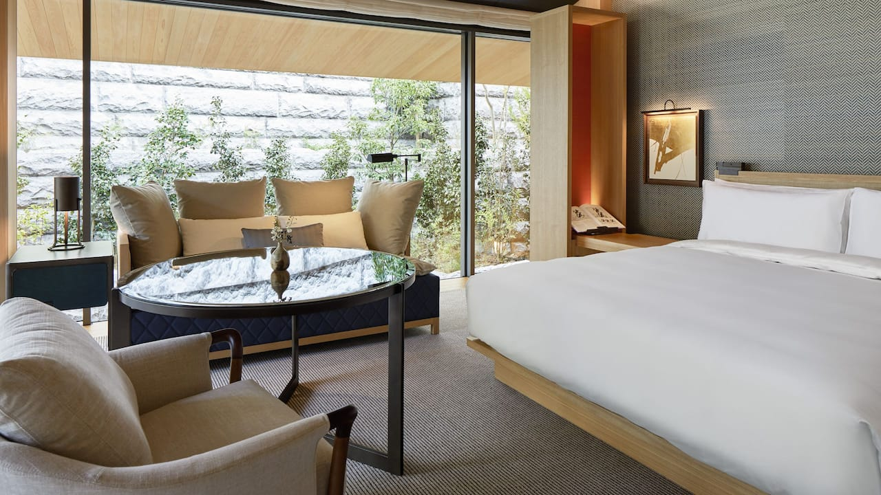 Park Hyatt Kyoto 2 Twin Beds