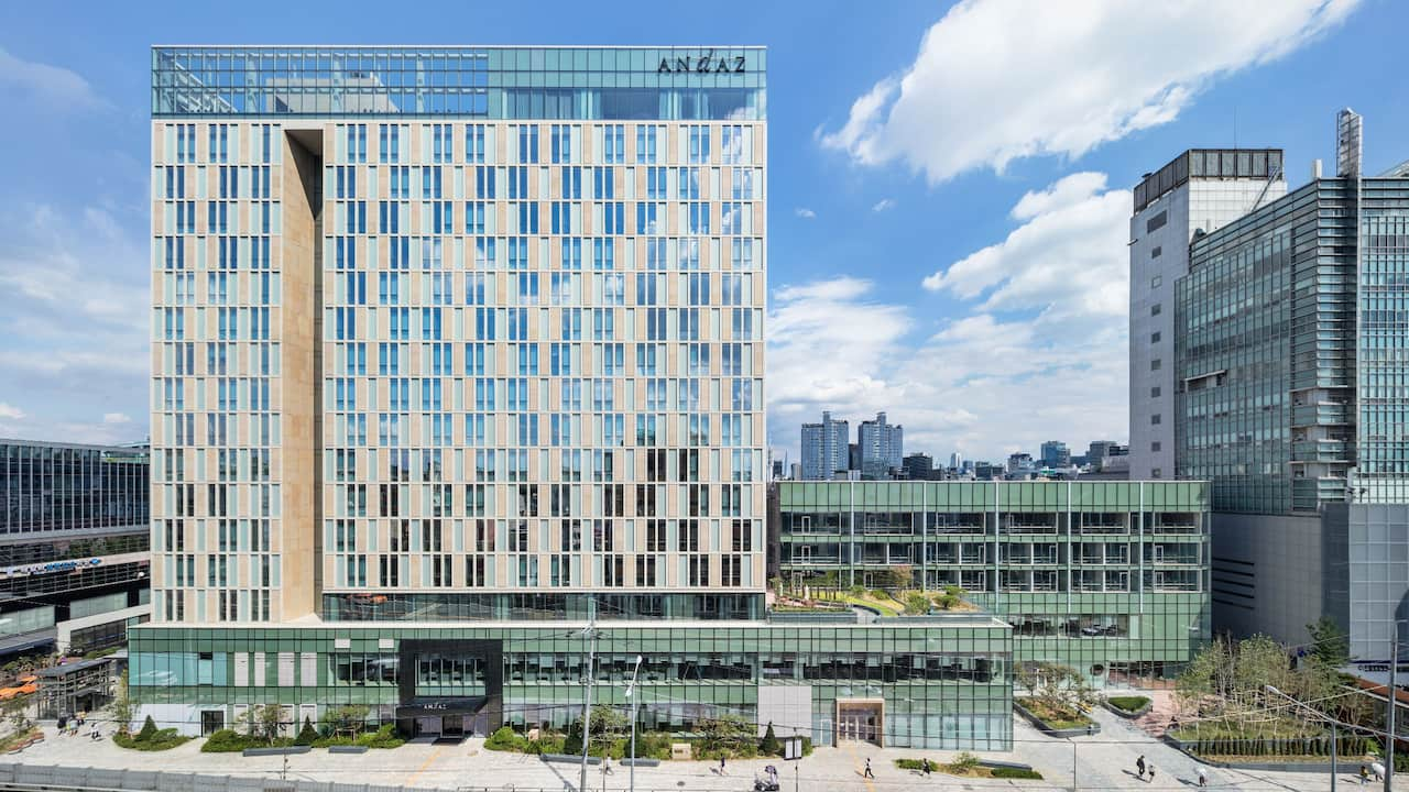 Andaz Seoul Gangnam - Hotel Exterior