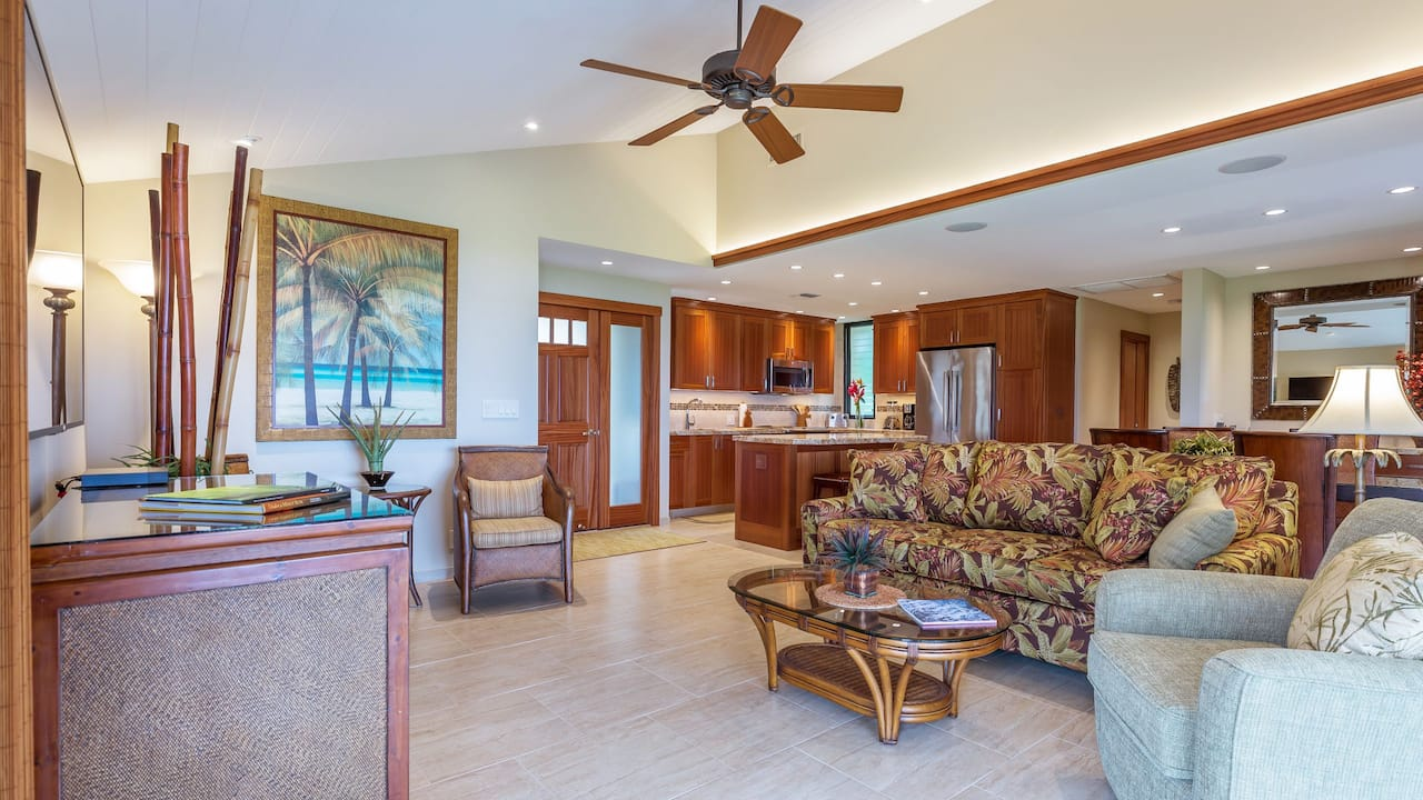 2 Bedroom Condo with Ocean Front, Platinum rating