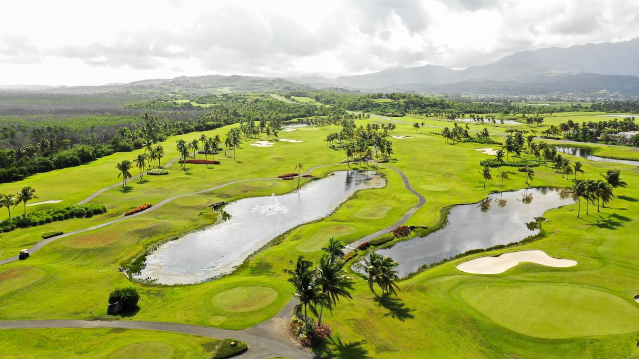 Hyatt Regency Grand Reserve Puerto Rico Golf Course