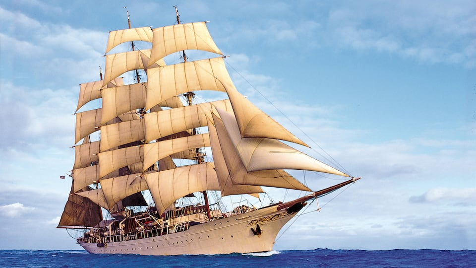 Lindblad Tall Ship