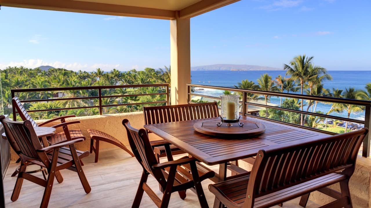 2 Bedroom Condo with 2 Bath and Ocean Front, Platinum Rating