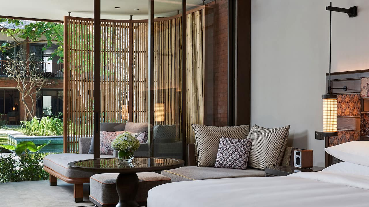 Andaz Deluxe Twin at Andaz Bali