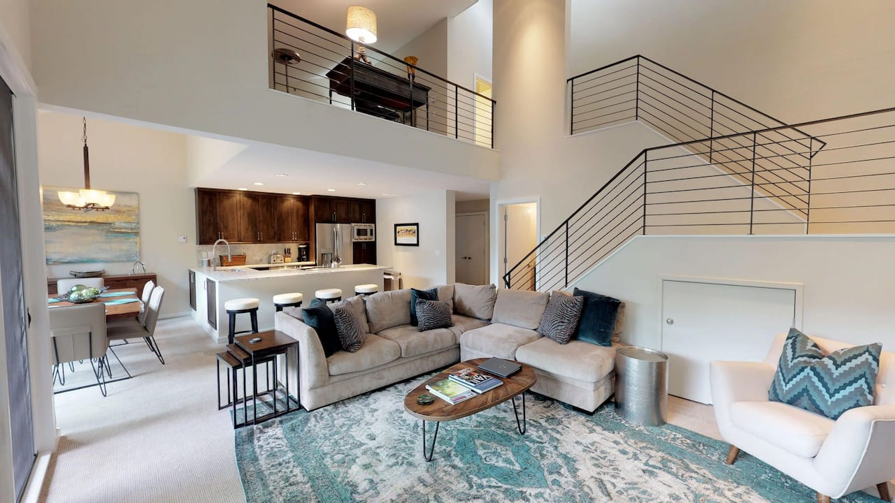 3 Bedroom + Loft Platinum Millrace