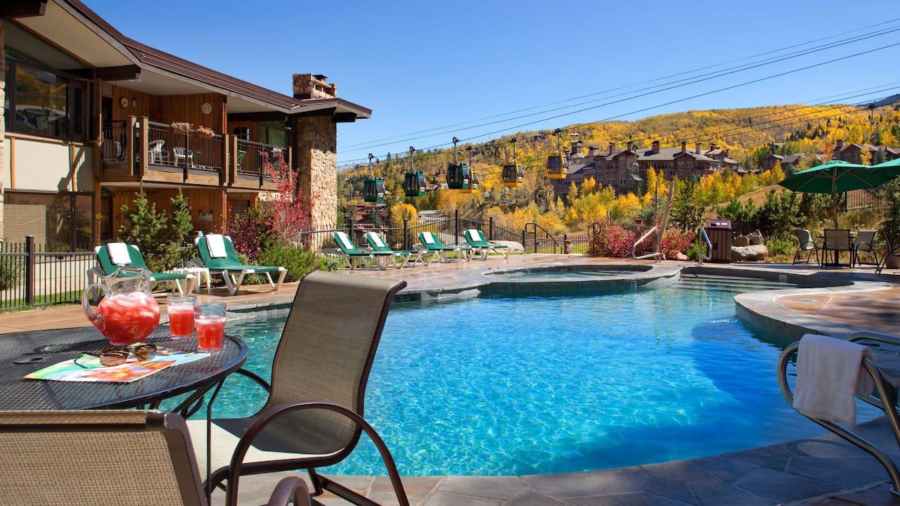 Shadowbrook pool