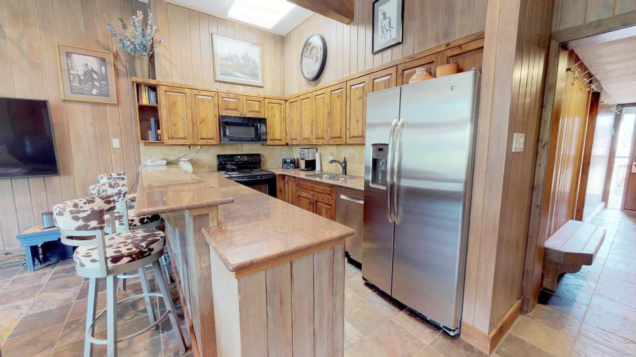 Shadowbrook kitchen