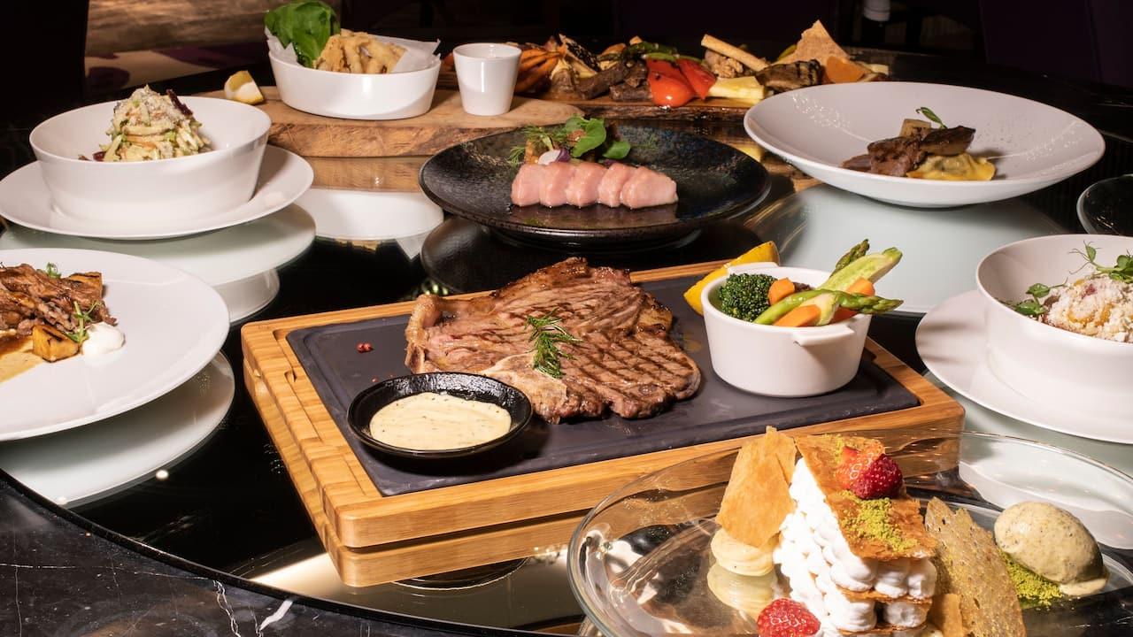Hyatt Regency Istanbul Food
