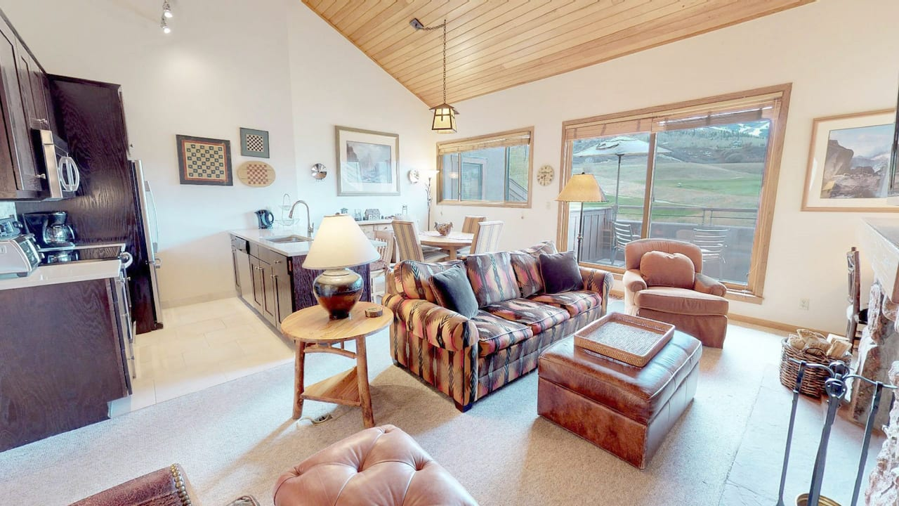 2 Bedroom Premier Living Room