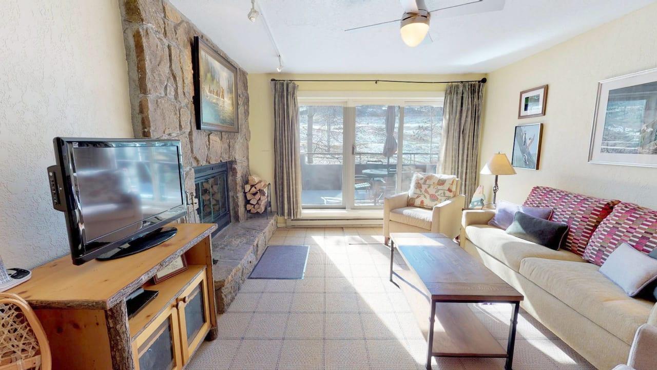 Villas at Snowmass Club, Villas 1 Bedroom Deluxe