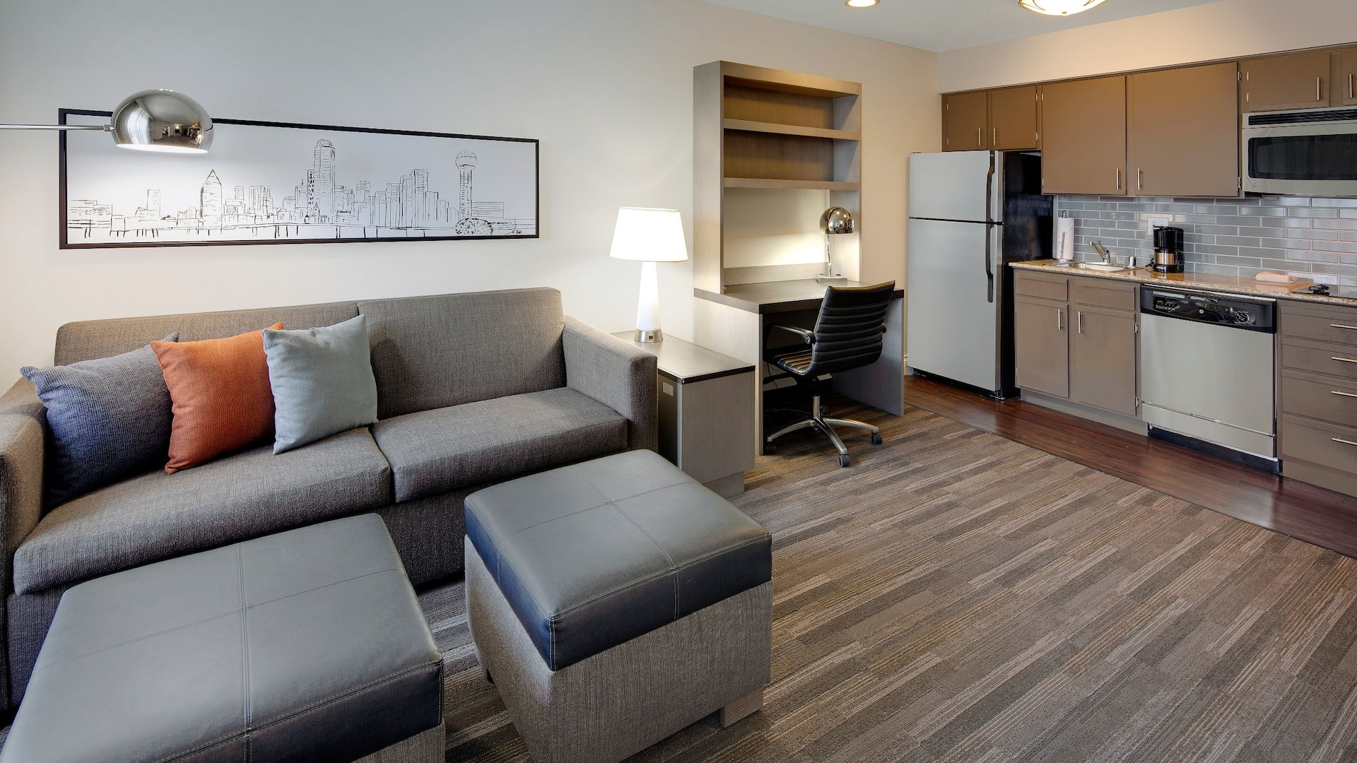 Hyatt House Dallas Richardson Rooms