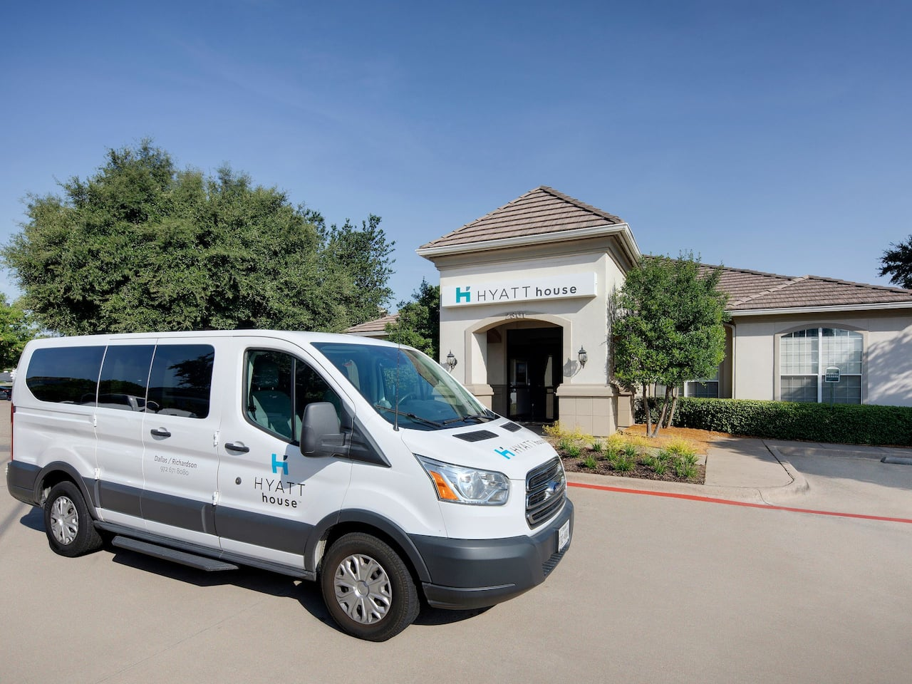 Hyatt House Dallas Richardson Shuttle