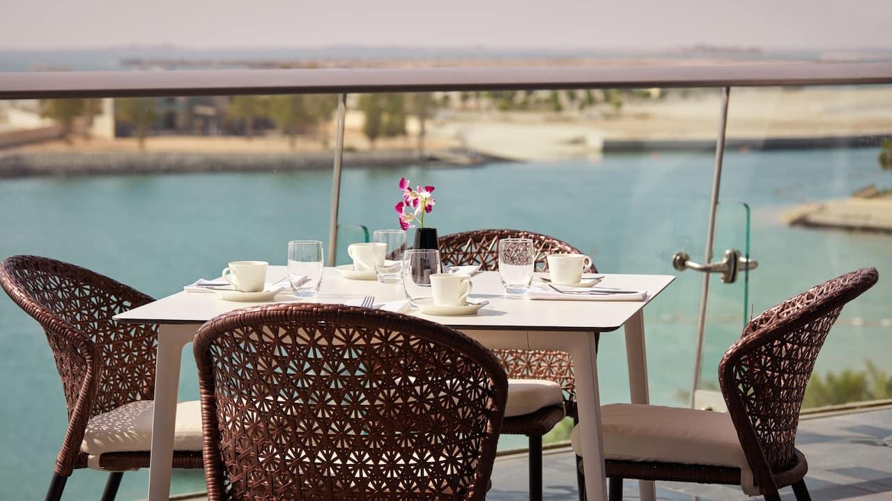 Sahha Restaurant Abu Dhabi