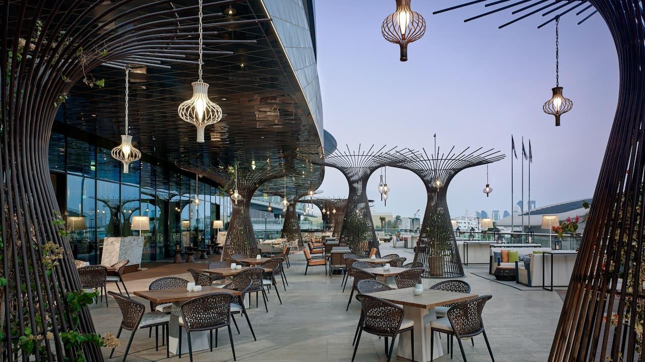 Pearl Lounge Terrace