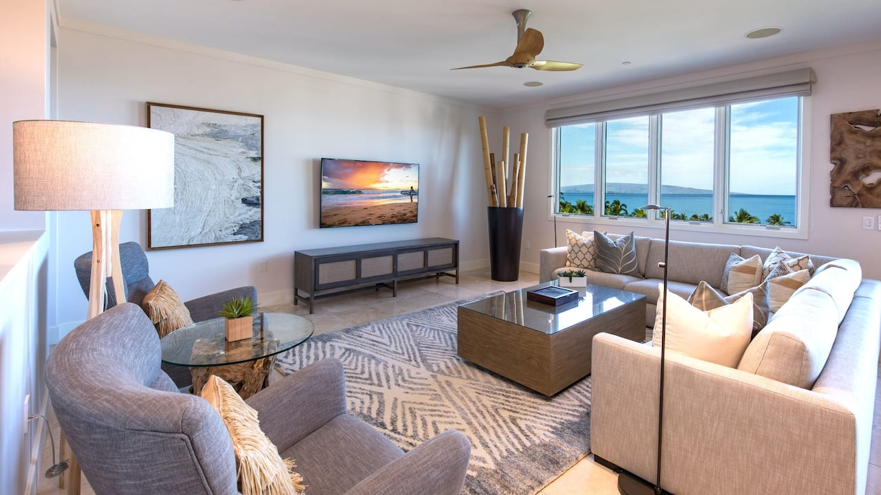 2 Bedroom Penthouse with Ocean View