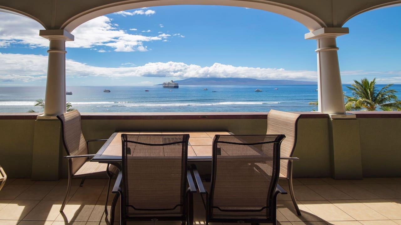 Penthouse Ocean Front