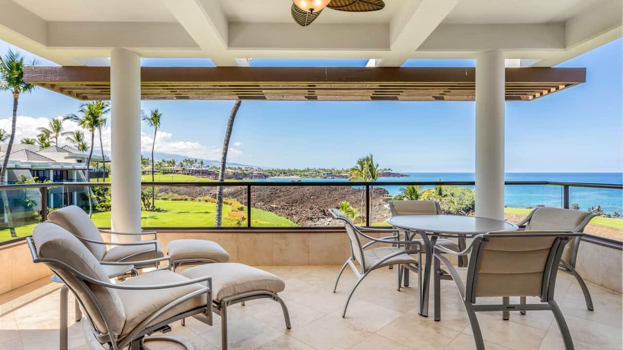 1 Bedroom Condo with Ocean View