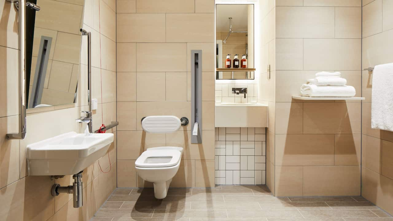 Accessible Bathroom Toilet