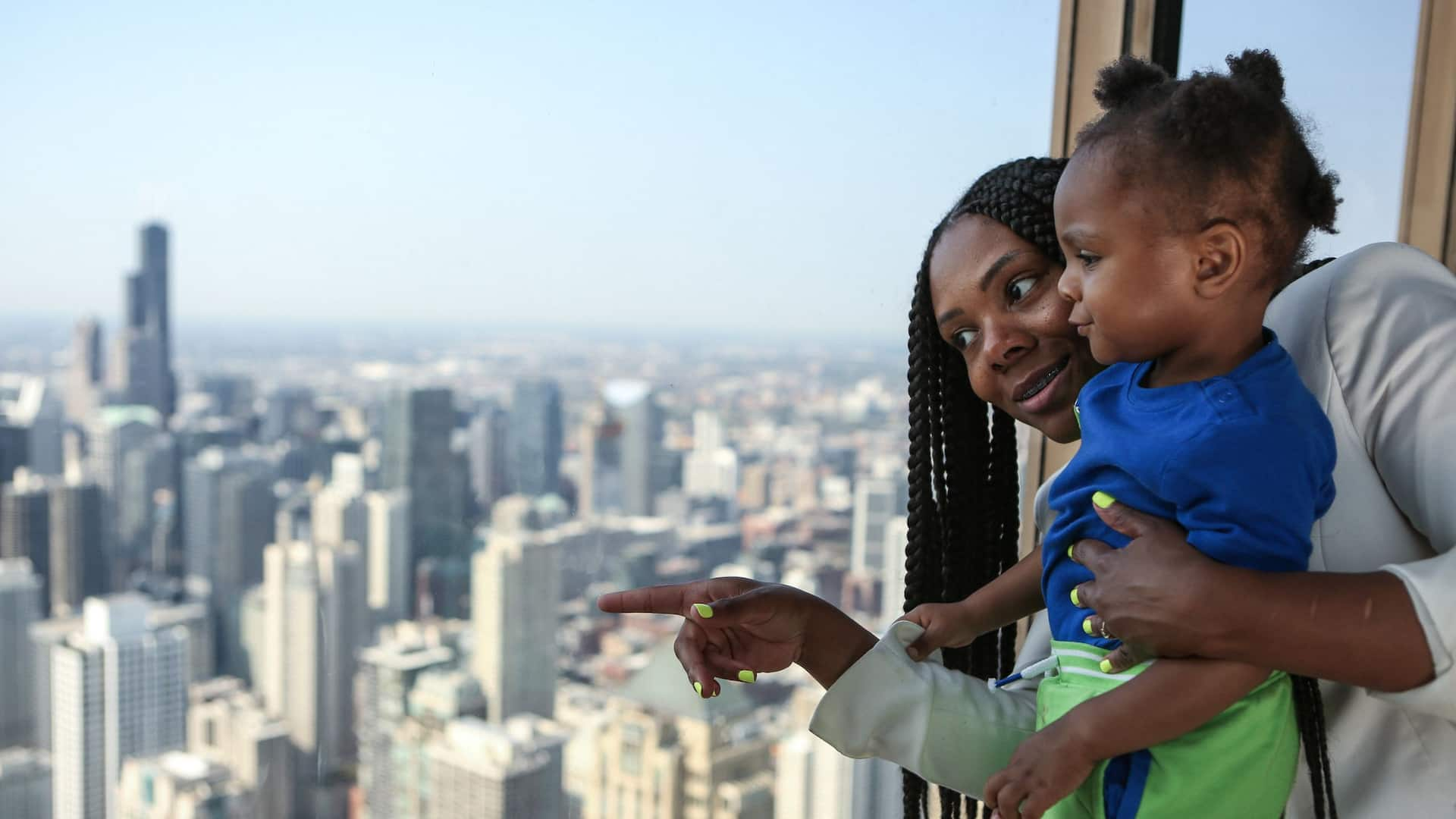 Observation Deck in Chicago | Hyatt Place Chicago - Medical / University District