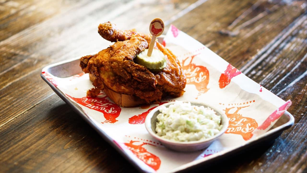 Nashville Hot Chicken - Hyatt House Nashville Downtown SoBro