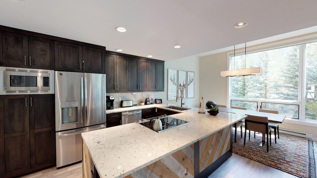 Three Bedroom Platinum Coldstream or Millrace Kitchen