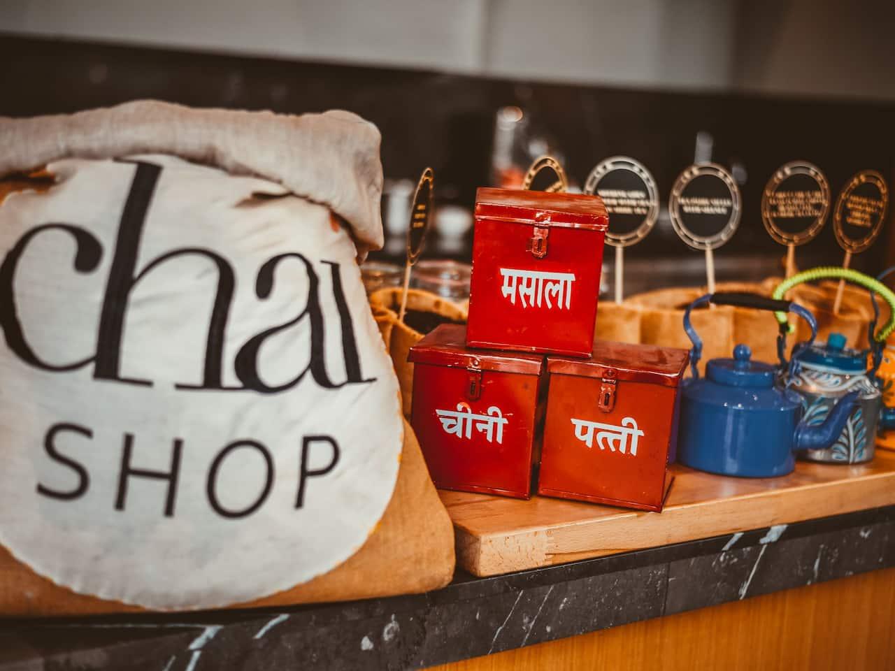 Chai Shop