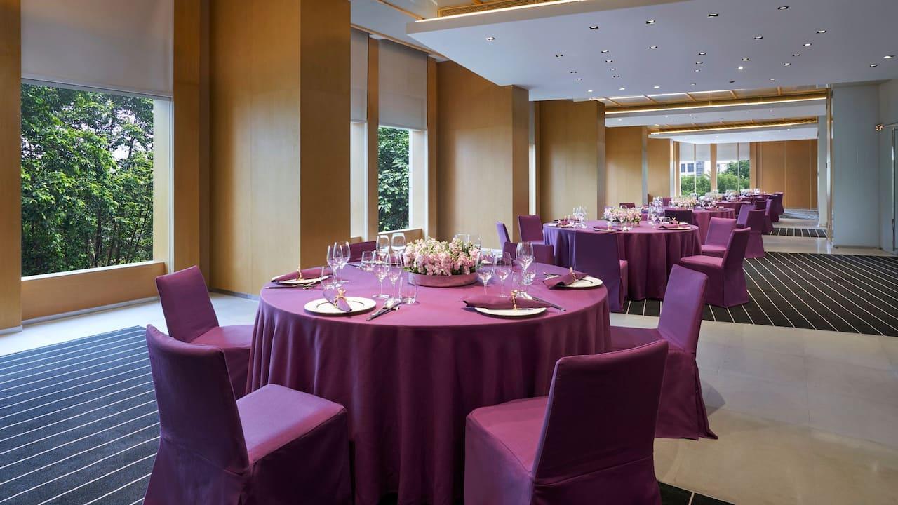 Salon 234 - Banquet Setup