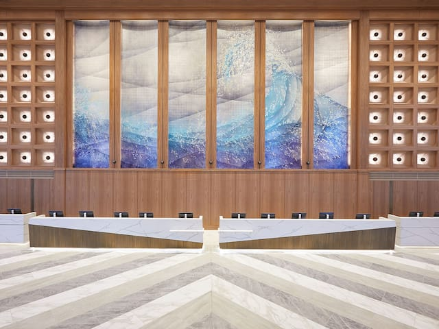 Lobby at Manchester Grand Hyatt San Diego