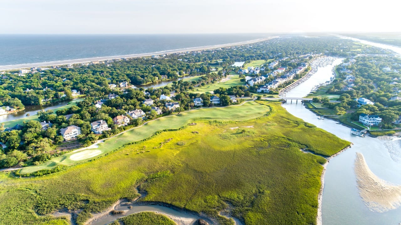 Harbor Golf Course