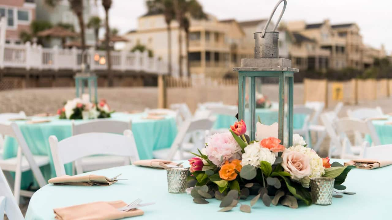 Weddings at Wild Dunes Resort