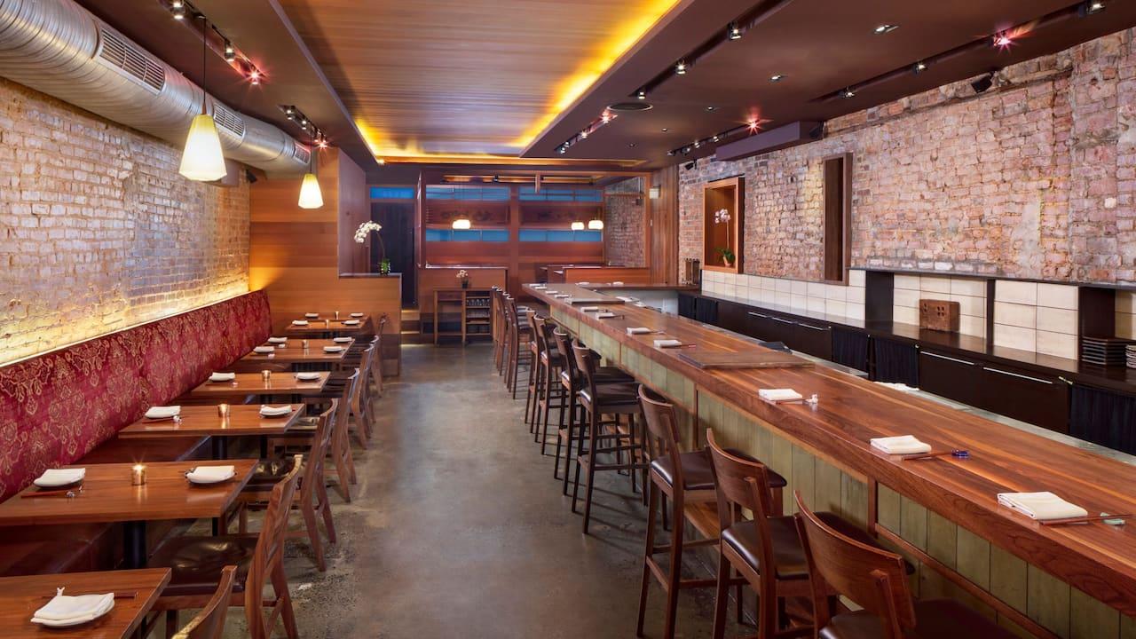 o-ya Restaurant