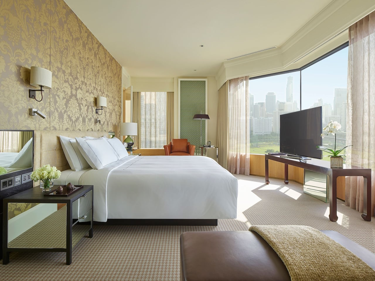 Erawan Suite King - Grand Hyatt Erawan Bangkok