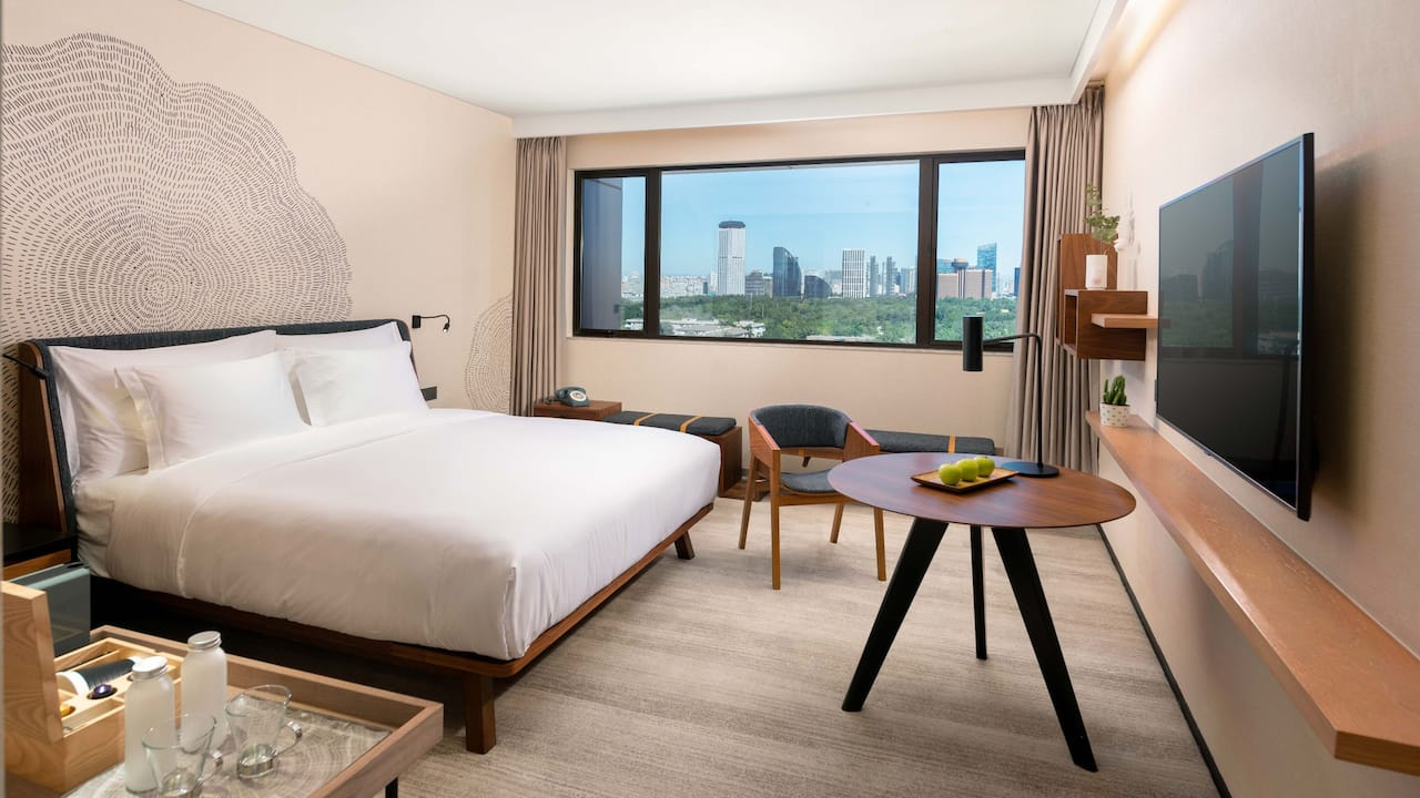 BEI-Zhaolong-Hotel-a-Joie-de-Vivre-hotel-Deluxe-Room-Sanlitun -View